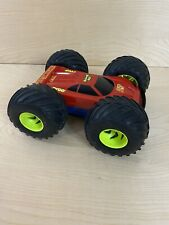 Tyco Mini Rebound R/c 4x4 No Remote Red And Blue Great Condition