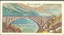 Players - Celebrated Bridges - Waldi-Tobel Bridge