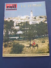 vie du rail 1975 1522 Tunisie - le viaduc de Busseau d'Ahun