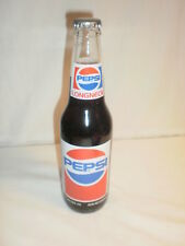 Georgia Southern 1-AA National Football Champions Collectible 12 Oz Pepsi Bottle