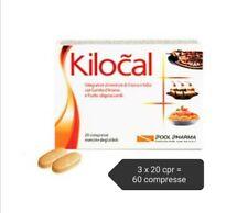 Kilocal 20cpr  x3= TOTALE 60cpr integratore alimentare