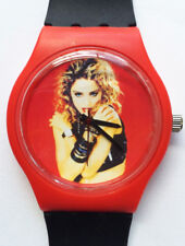 Madonna Poster - Retro 80s designer watch