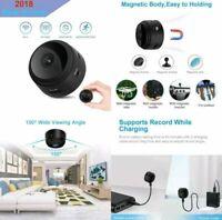 Naham Wifi Hd 1080P Mini Hidden Spy Camera Wireless Indoor Security Open Box