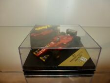 ONYX 211 FERRARI 412 T1 B - F1 JEAN ALESI #27 - RED 1:43 - GOOD CONDITION IN BOX