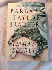 Emma's Secret by Barbara Taylor Bradford HC 1st/1st