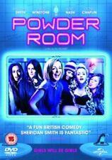 Powder Room DVD ***New*** Sealed Region 2 Quick Dispatch UK