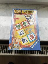 Kinderspiel Bob the Builder Baumeister Domino Ravensburger 2000