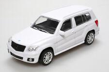 Mercedes GLK Class blanche 1/43