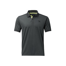 Shimano XEFO Polo Shirt Gr. L Short Sleeve T-Shirt Tungsten Lime