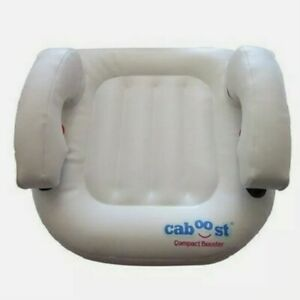 Caboost ~ Compact ~  Inflatable Child Travel Car Booster Seat Suit Age 6 to 12