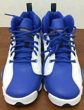 Jordan Jumpman Team II Hyper Royal/Orange PeelWhite 6 M US Big Kids (820273 400)