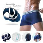 Men's Separated Healthy Underwear Breathable U Pouch Underpants Boxer Shorts