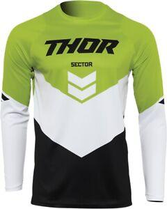 Thor MX Sector Chevron/Birdrock/Tear Jersey Riding Shirt Adult & Youth Sizes ATV