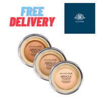 Max Factor Miracle Touch Foundation SPF30 11.5g (NEW) [Choose Shade]