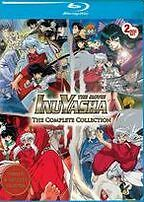 INUYASHA: THE MOVIE THE COMPLETE COLLECTION - BLU RAY - Region A - Sealed