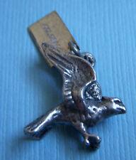 Vintage Colorado eagle bird sterling charm