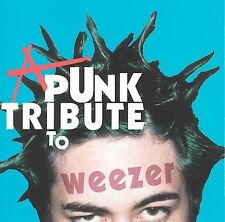 Weezer . Punk Tribute ..Gently Used.
