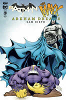 Batman The Maxx Arkham Dreams #3 Kieth Variant IDW DC Comic 1st Print 2018 NM