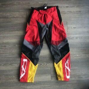 Free Agent Team Racing Pants 30 BMX