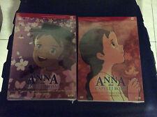 ANNA DAI CAPELLI ROSSI BOX 1 E 2 -  VOLUMI 1-10  SERIE COMPLETA 10 DVD