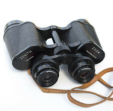 Vintage Japanese Zenith 7-12x40 Binoculars. 7x to 12x adjustable magnification