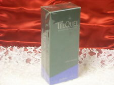 ***Very-Rare-VINTAGE TELQUEL TEL QUEL AFTER SHAVE-LOTION! 2.5 0Z. BY YVES ROCHER