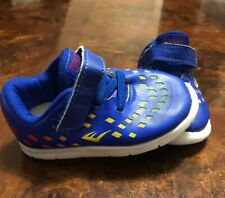 Everlast SHOES ,boy Toddlers Size 5m ,blue Color