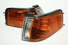 Mazda 323 1990-1994 Corner Lights Turn Signals PAIR LEFT + RIGHT 1991 1992 1993