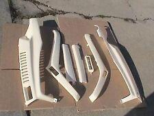 Brand New 7Pcs White Honda Helix CN250 Lower Trim Panels