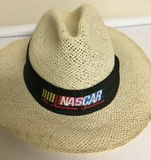 Nascar Natural Fibers Cowboy Hat Racing An American Tradition Chase Authentics