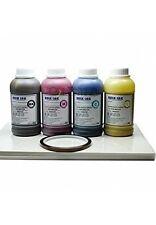 Kit Sublimazione: 4x250ml inchiostri sublimatici + Carta sublimatica / transf...