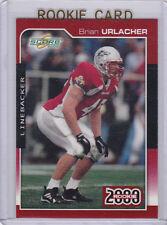 BRIAN URLACHER Score RC 2000 ROOKIE Football Card NCAA College New Mexico BEARS