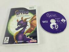 Jeu WII VF  La Legende de Spyro The Eternal Night  Envoi rapide et suivi
