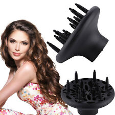 Hairdressing Salon Curly Hair Dryer Diffuser Blow lonic Universal Blower
