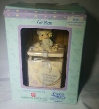 """New ListingPrecious Moments A Mom'S Love Is The Best Gift Of All """"For Mom"""" Box Figurine"""