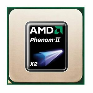 AMD Phenom II X2 560 (2x 3.30GHz) HDZ560WFK2DGM CPU Sockel AM2+ AM3   #32054