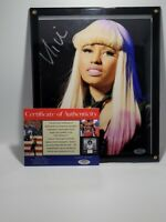 Nicki Minaj  Signed Autographed 8x10 photo Picture COA Rap Star
