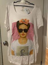 Torrid Frida Kahlo Shirt Size 3 NWT
