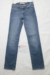 Wrangler Sara Narrow stretch usato (Cod.B338) W26 L32 denim jeans donna western
