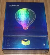 BTS 2017 Live Trilogy EPISODE III THE WINGS TOUR in Seoul CONCERT DVD + POSTER
