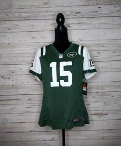 New Nike On Field New York NY Jets Tim Tebow NFL Football Jersey Women's L