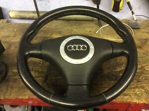 Audi TT mk 1 Steering Wheel and Airbag