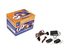 KIT CENTRALISATION A TELECOMMANDE PLUG AND PLAY VW GOLF 4 CABRIOLET UNIQUEMENT