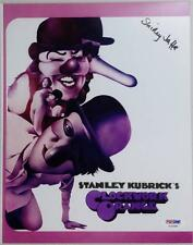 Shirley Jaffe Signed Clockwork Orange 8x10 Photo Psa/Dna A