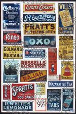 TSO97 Tiny Signs O Gauge O97 Enamel Advert Signs