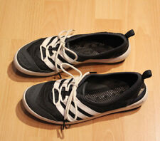 Adidas CLIMACOOL BOAT SLEEK Damen Wasserschuhe Ballerina schwarz/weiss 39 1/3