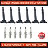 6 x Genuine NGK Iridium Spark Plugs & 6 x Ignition Coils for Toyota FJ Cruiser