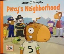Percy's Neighborhood by Stuart J.Murphy hardcover new book