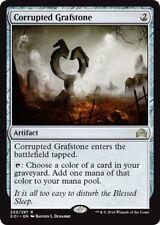 Corrupted Grafstone (253/297) - Shadows over Innistrad - Rare