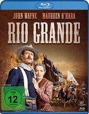 "Rio Grande - mit John Wayne (""Rio Bravo"") & Maureen O'Hara - Filmjuwelen BLU-RAY"